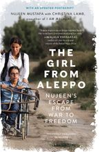 Book cover image: The Girl from Aleppo: Nujeen's Escape from War to Freedom
