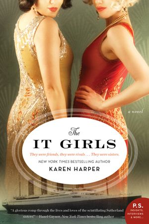 The It Girls book image
