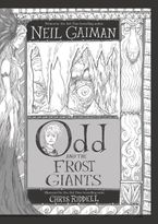 Odd and the Frost Giants Hardcover  by Neil Gaiman