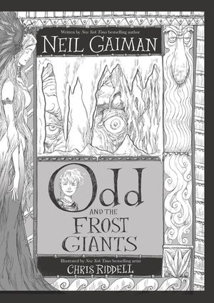 Odd and the Frost Giants book image