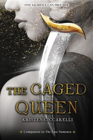 The Caged Queen book image