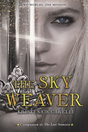The Sky Weaver book image