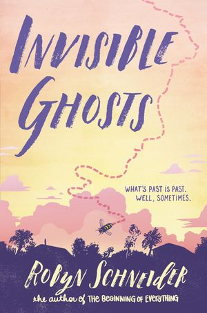 Invisible Ghosts book image