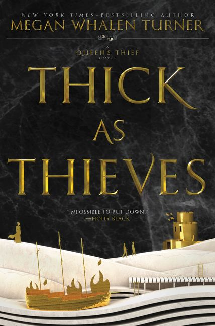 Image result for thick as thieves turner