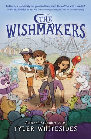 The Wishmakers book image