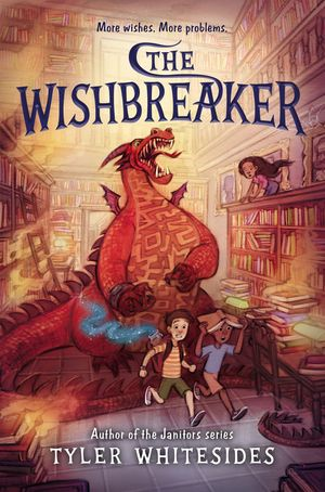 The Wishbreaker book image