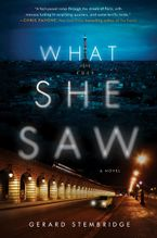 What She Saw Paperback  by Gerard Stembridge