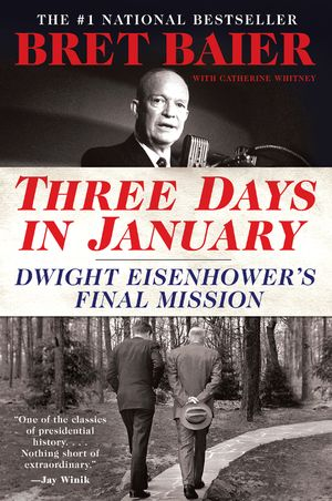 Three Days in January book image