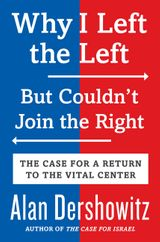 Why I Left the Left, but Couldn't Join the Right