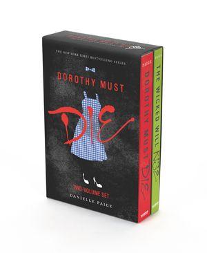 Dorothy Must Die 2-Book Box Set book image