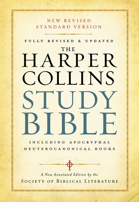 Harpercollins study bible harold w attridge society of biblical enlarge book cover fandeluxe Choice Image