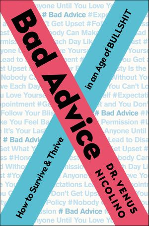Bad Advice book image