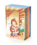 Little House 4-Book Box Set Paperback  by Laura Ingalls Wilder