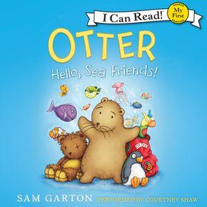 Otter: Hello, Sea Friends! book image