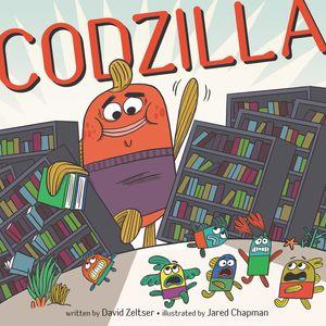 Codzilla book image