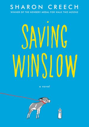 Saving Winslow book image