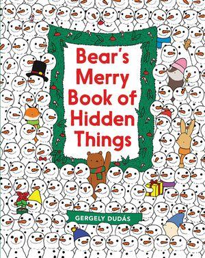 Bear's Merry Book of Hidden Things book image