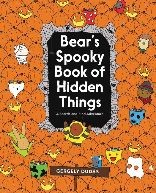 Bears Spooky Book Of Hidden Things