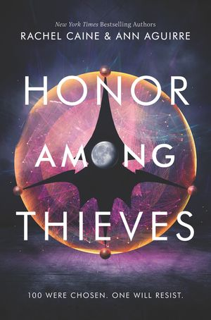 Honor Among Thieves book image