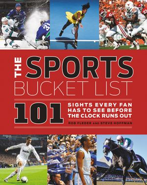 The Sports Bucket List book image