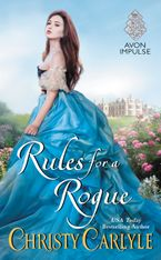 Rules for a Rogue Paperback  by Christy Carlyle