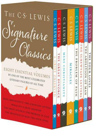 The C. S. Lewis Signature Classics (8-Volume Box Set) book image