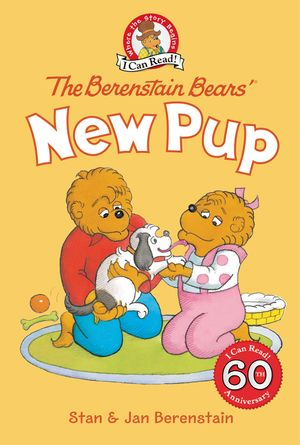 The Berenstain Bears' New Pup book image