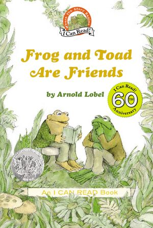 Frog and Toad Are Friends book image