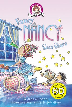 Fancy Nancy Sees Stars book image
