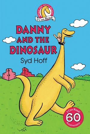 Danny and the Dinosaur book image