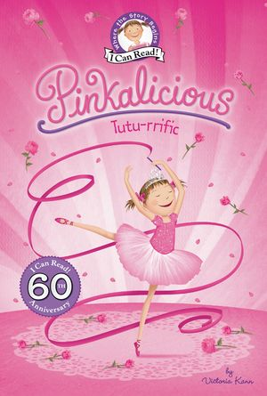 Pinkalicious: Tutu-rrific book image