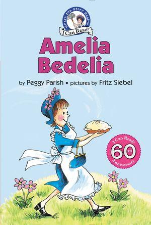 Amelia Bedelia book image