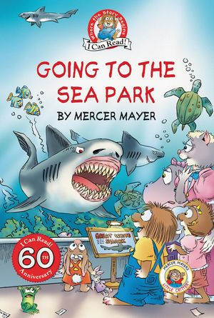 Little Critter: Going to the Sea Park book image