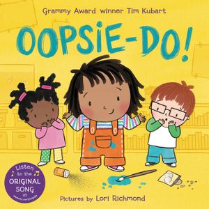 Oopsie-do! book image