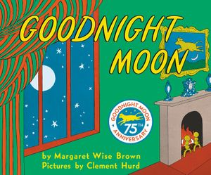 Goodnight Moon Padded Board Book book image