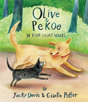Olive & Pekoe book image