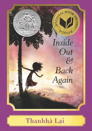 Inside Out and Back Again: A Harper Classic book image