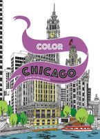 Color Chicago Paperback  by Hennie Haworth
