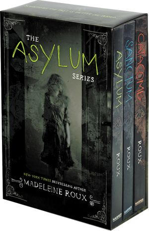 Asylum 3-Book Box Set