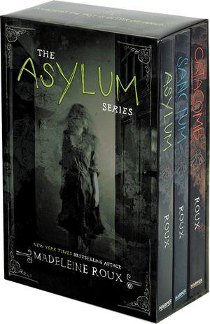 Asylum 3-Book Box Set book image