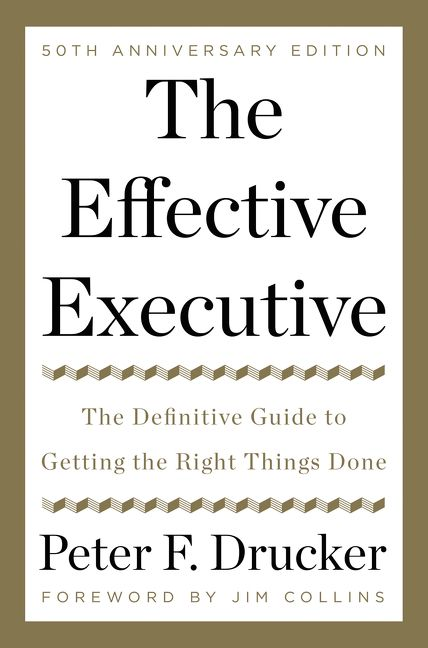 classic drucker book report Buy the effective executive (classic drucker collection) 1 by peter f drucker ( isbn: 8601300444611) from amazon's book store everyday low  review ' long recognised in business circles as a voice to listen to' harvard business  review.