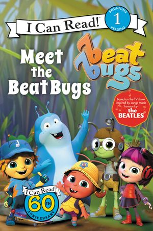 Beat Bugs: Meet the Beat Bugs book image