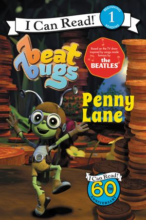 Beat Bugs: Penny Lane book image