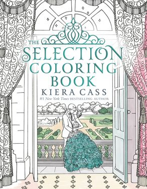 Cover image - The Selection Coloring Book