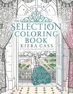 The Selection Coloring Book book image