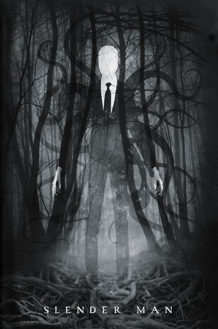 Image result for The Slender Man (Anonymous)