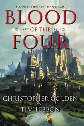 Cover image - Blood Of The Four