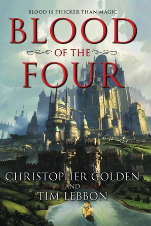 Blood of the Four Hardcover  by