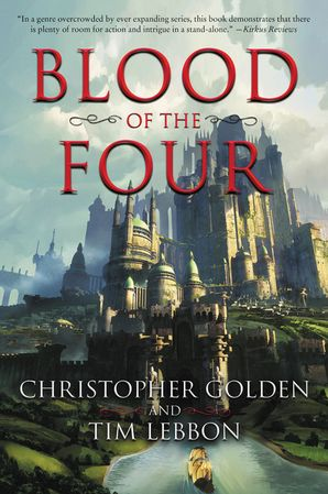 Blood of the Four Paperback  by