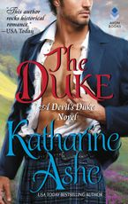 The Duke Paperback  by Katharine Ashe